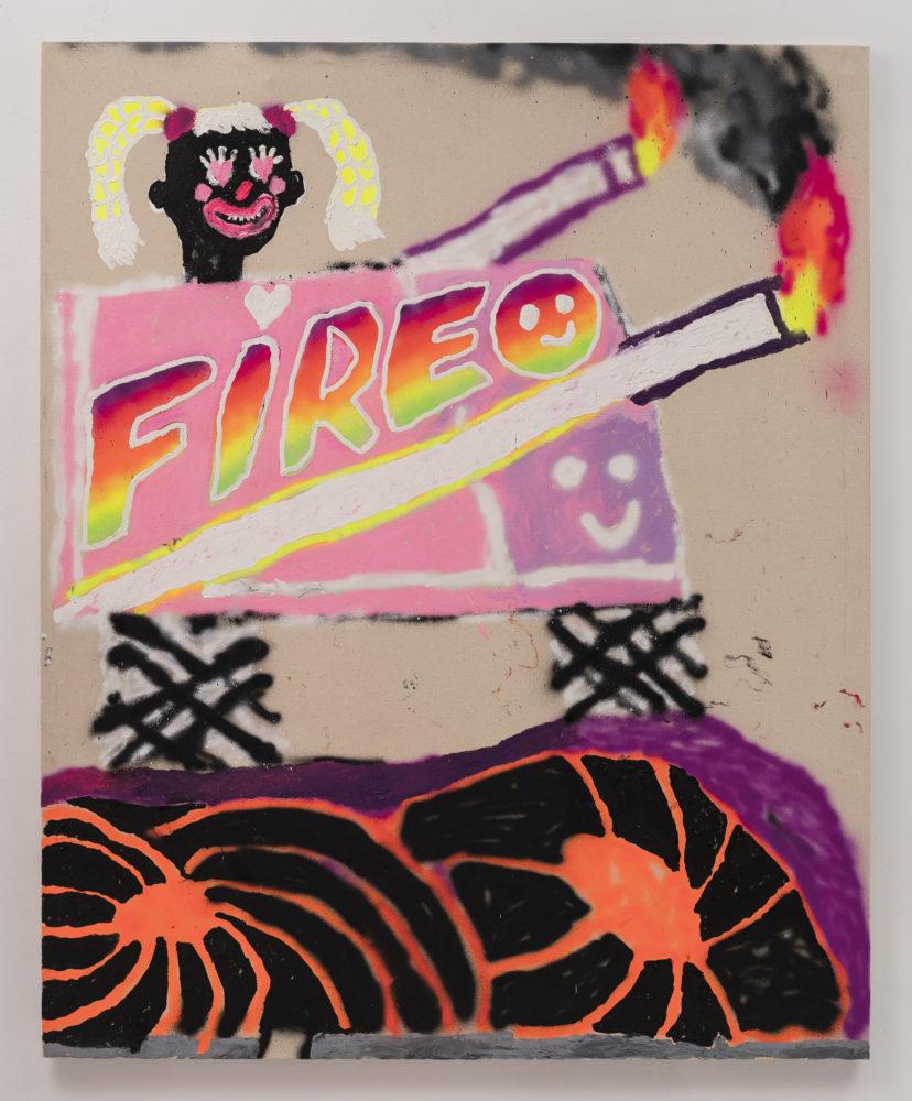 Bel Fullana – FIRE TANK