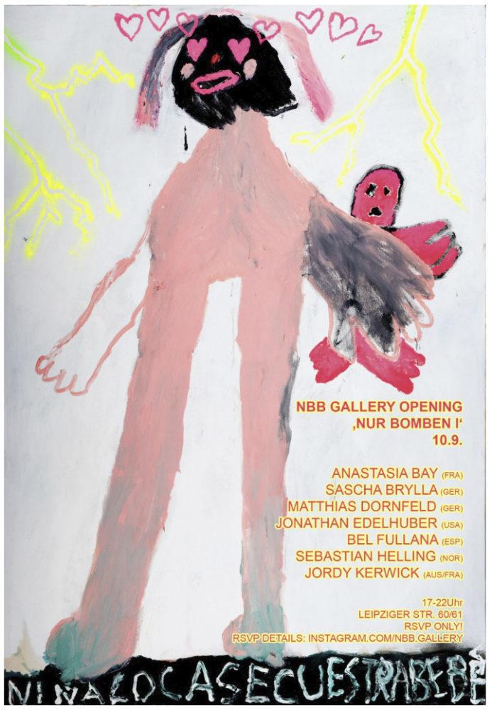 Bel Fullana – NBB gallery